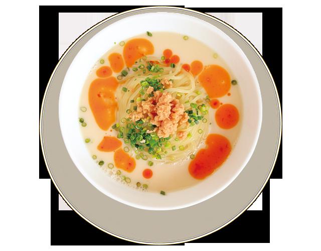 特濃豆乳冷麺